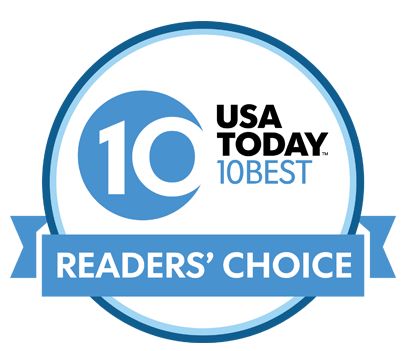 USA Today 10 Best - Reader's Choice