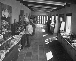 Mountain House Gift Shop — circa 1965