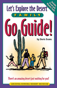 Cover - Let's Explore the DesertFamily Go Guide!