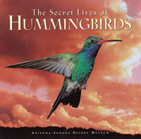 Cover - The Secret Lives of Hummingbirds